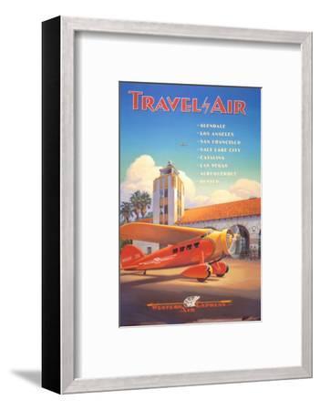 Western Air Express-Kerne Erickson-Framed Art Print