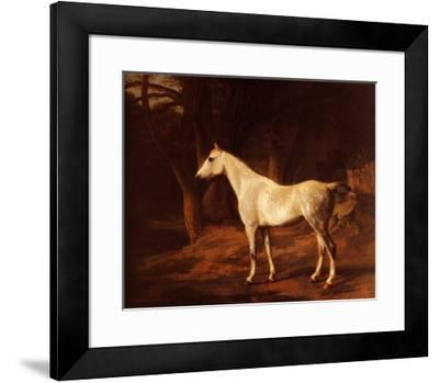 Forest Dapple-Jacques-Laurent Agasse-Framed Art Print