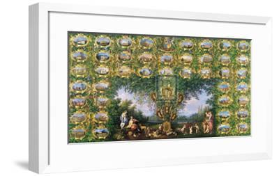 Rothschild Houses-J^ Winckler-Framed Art Print
