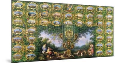 Rothschild Houses-J^ Winckler-Mounted Art Print