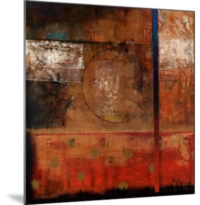 Shining Through I-John Douglas-Mounted Art Print