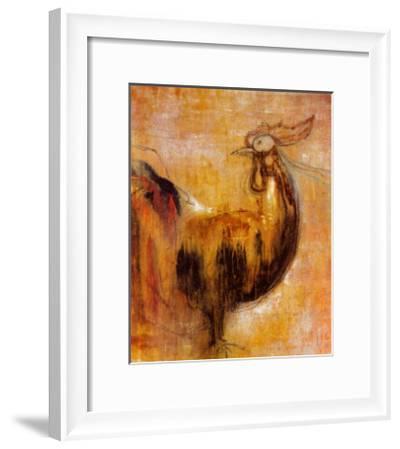 Terra Firm I-Sarah Tanner-Framed Art Print