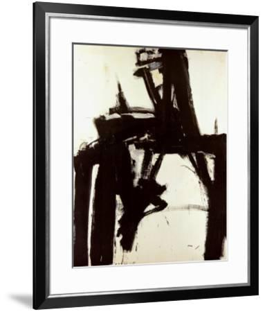 Untitled, 1957-Franz Kline-Framed Art Print