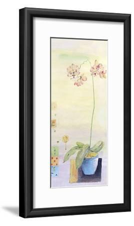 Untitled-Lauren Wan-Framed Art Print