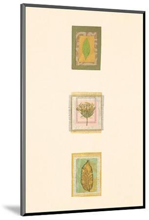 Les Fleurs d'Amour VII-Julie Lavender-Mounted Art Print