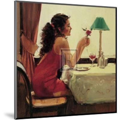 Only a Dream Away-Raymond Leech-Mounted Art Print