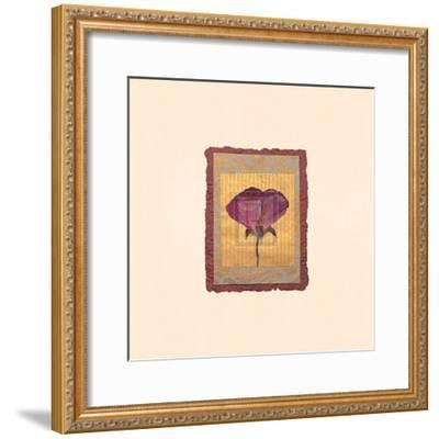 Accents I-Julie Lavender-Framed Art Print