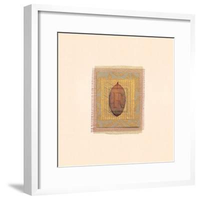 Accents IV-Julie Lavender-Framed Art Print