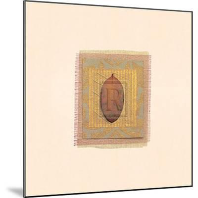 Accents IV-Julie Lavender-Mounted Art Print