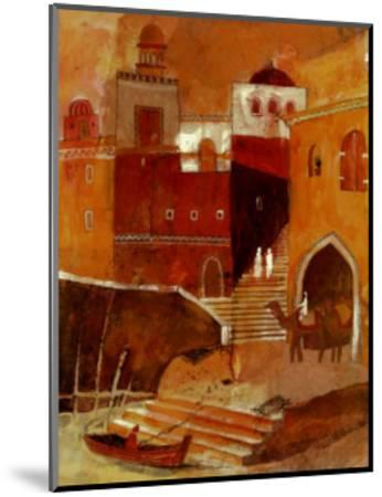 Secret Steps-L^ Myhill-Mounted Art Print