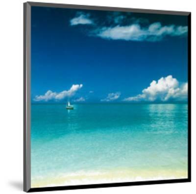 Tropical Horizons I-Adam Brock?-Mounted Art Print