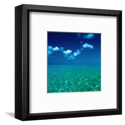 Tropical Horizons VI-Adam Brock?-Framed Art Print