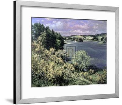 Balgavies Loch-James McIntosh Patrick-Framed Art Print