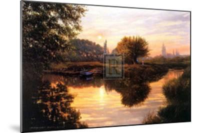 Evening Rendezvous-G^ Petley-Mounted Art Print