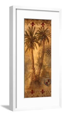Masoala Panel I-Jill O'Flannery-Framed Art Print