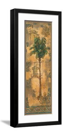 Costa de Suenos I-Jill O'Flannery-Framed Art Print
