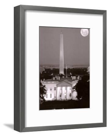 Washington D.C.--Framed Art Print