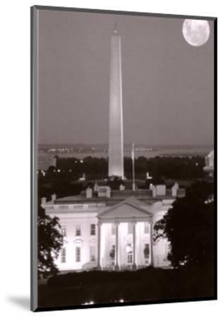 Washington D.C.--Mounted Art Print