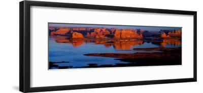 Lake Powell-Alain Thomas-Framed Art Print