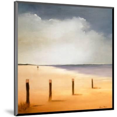 Along the Beach I-Hans Paus-Mounted Art Print