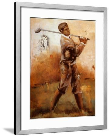 Birdie-Roya Azim-Framed Art Print