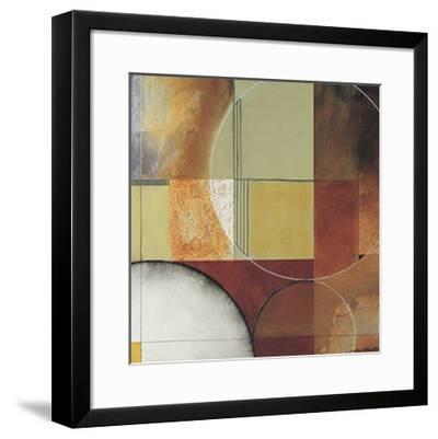 Collaboration I-Niro Vasali-Framed Art Print
