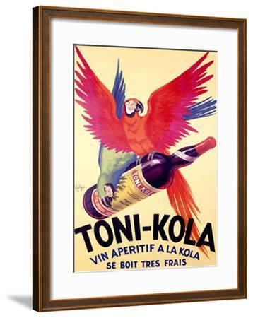 Toni-Kola-Robys (Robert Wolff)-Framed Giclee Print