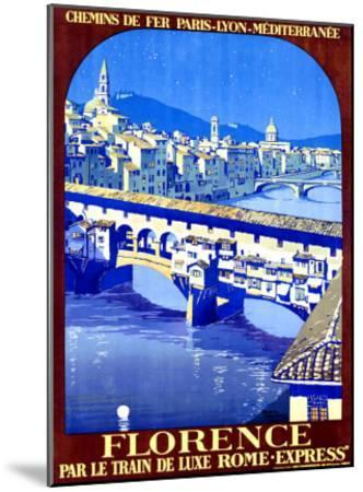 Florence-Roger Broders-Mounted Giclee Print