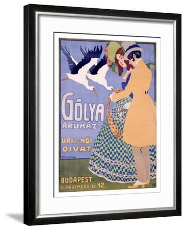 Golya-Geza Farago-Framed Giclee Print