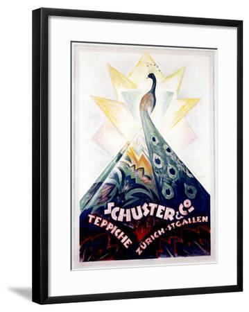 Schuster and Company-Carl Bockli-Framed Giclee Print