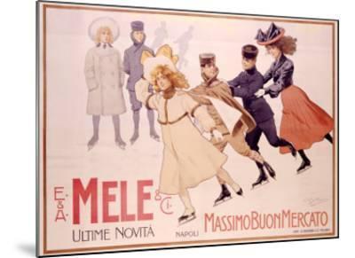 E&A Mele-Acheille Beltrame-Mounted Giclee Print