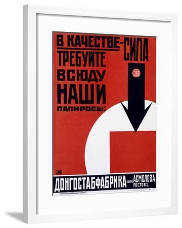 Dongostabfabrika-Alexei E. Zelenskij-Framed Giclee Print