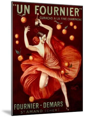 Un Fournier-Leonetto Cappiello-Mounted Giclee Print