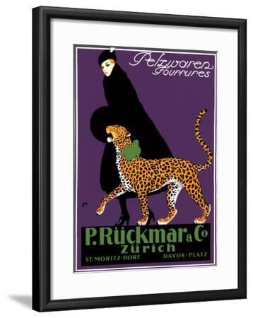 Ruckmar-Carl Moos-Framed Giclee Print