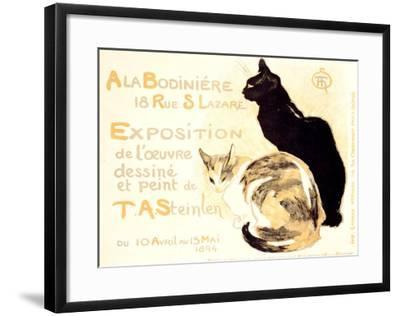 Exposition de l'Oeuvre--Framed Giclee Print