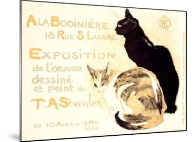 Exposition de l'Oeuvre--Mounted Giclee Print