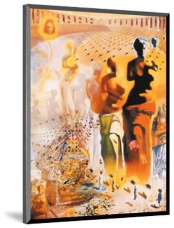The Hallucinogenic Toreador, c.1970-Salvador Dal?-Mounted Art Print