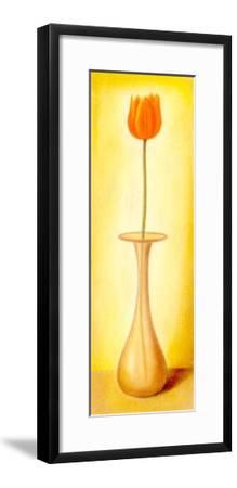 Design Triptic II-Lewman Zaid-Framed Art Print