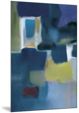 Entering the Poem-Nancy Ortenstone-Mounted Art Print