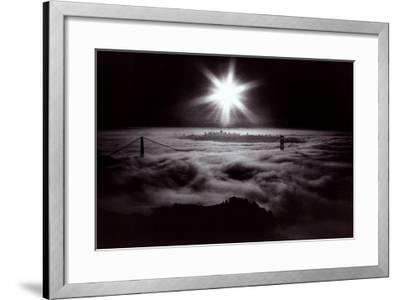 San Francisco Sunrise-Jesse Kalisher-Framed Art Print