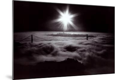 San Francisco Sunrise-Jesse Kalisher-Mounted Art Print