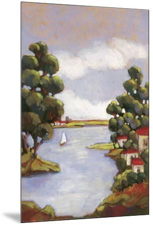Lago Gardi I-Mindeli-Mounted Art Print