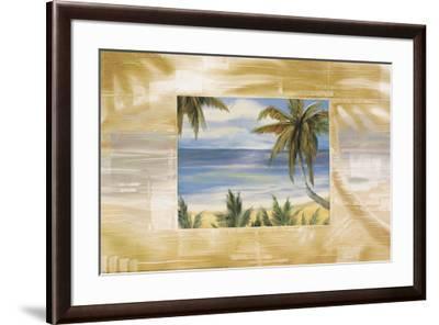 Bahama Breeze-Jeff Surret-Framed Art Print