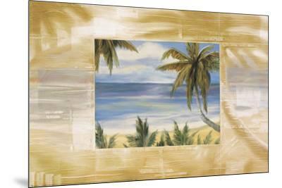 Bahama Breeze-Jeff Surret-Mounted Art Print