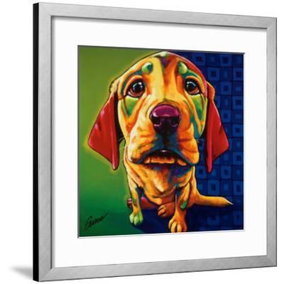 Morgan-Ron Burns-Framed Art Print