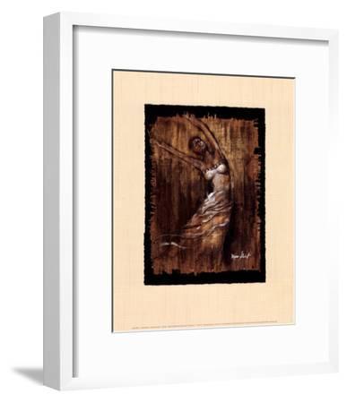 Graceful Motion II-Monica Stewart-Framed Art Print