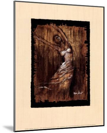 Graceful Motion II-Monica Stewart-Mounted Art Print