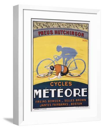 Cycles Meteore-Georges Faivre-Framed Giclee Print