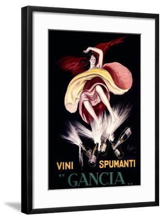 Gancia, 1921--Framed Giclee Print