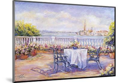 Venice View-Linda Lee-Mounted Art Print